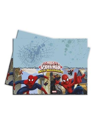 Ultimate Spiderman Masa Örtüsü-Spiderman